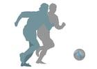 Image to play football