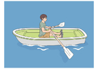 Image to row