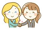 Image to shake hands