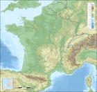 Images Topography of France