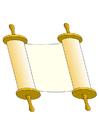 Image Torah scroll