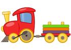 Image toy train