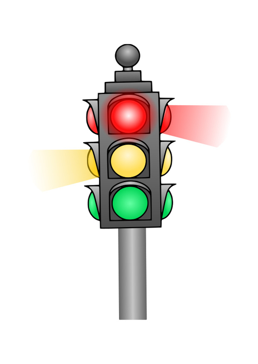 Image traffic light