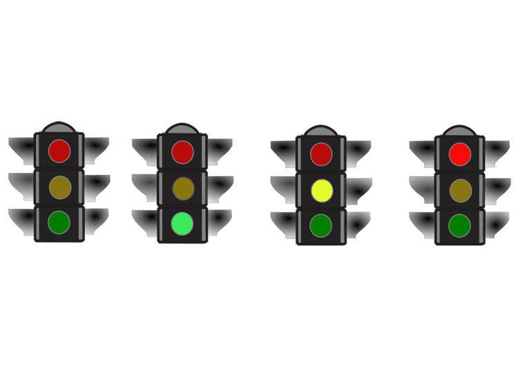 Image traffic lights