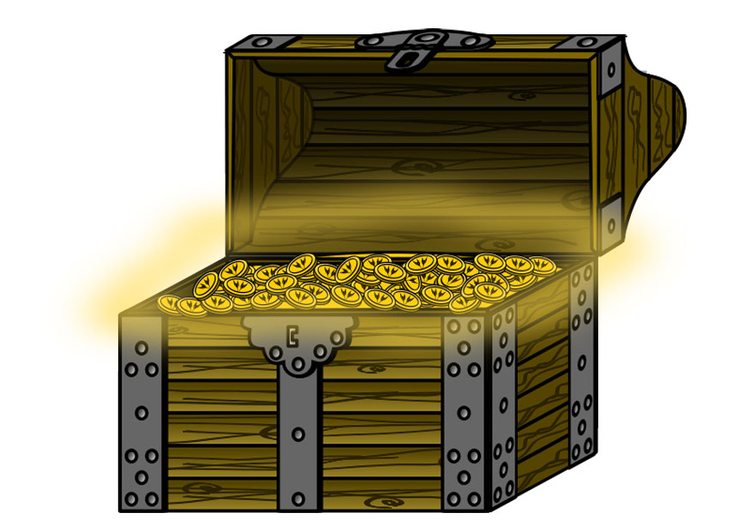 Image treasure chest
