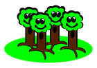 Image trees