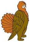 Image turkey costume