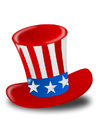 Image Uncle Sam's hat