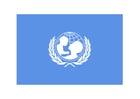 Image UNICEF flag