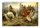 Image Vercingetorix surrenders to Caesar