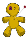 Images voodoo doll
