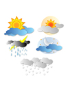Images Pictograms - weather