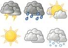 Image weather symbols
