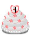 Image wedding cake