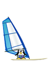 Images wind surfing