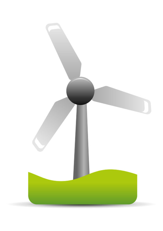 Image wind turbine