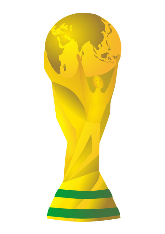 Image World Cup trophy