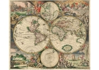 Images World map 1689