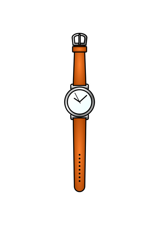 Image wrist watch