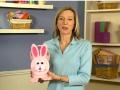 Crafts for kids Easter bunny