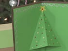 3D Holiday Card