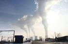 Photo air pollution