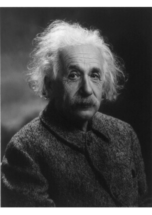 Photo Albert Einstein