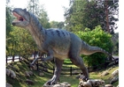 Photo Allosaur replica