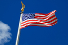 Photo American flag