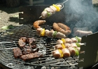 Photo barbeque