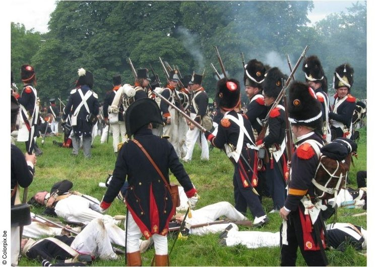Photo Battle of Waterloo 30