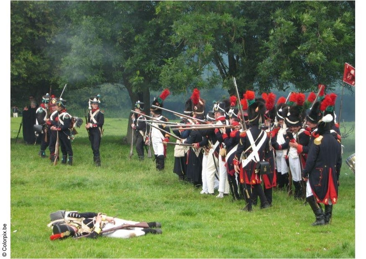 Photo Battle of Waterloo 32