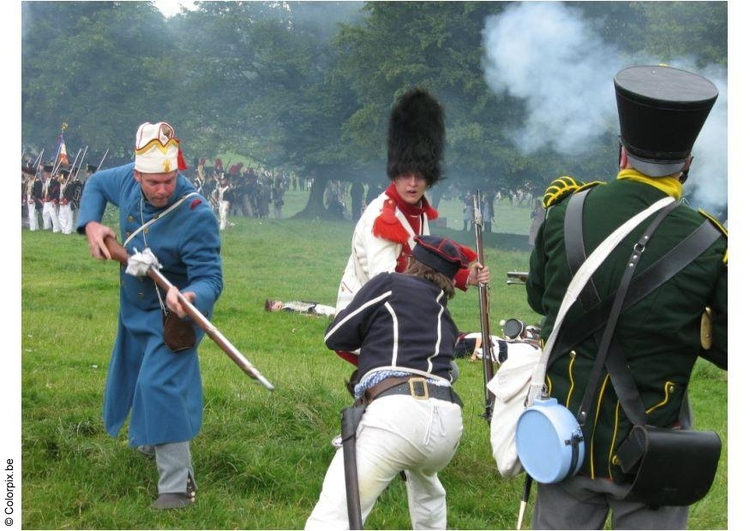 Photo Battle of Waterloo 33