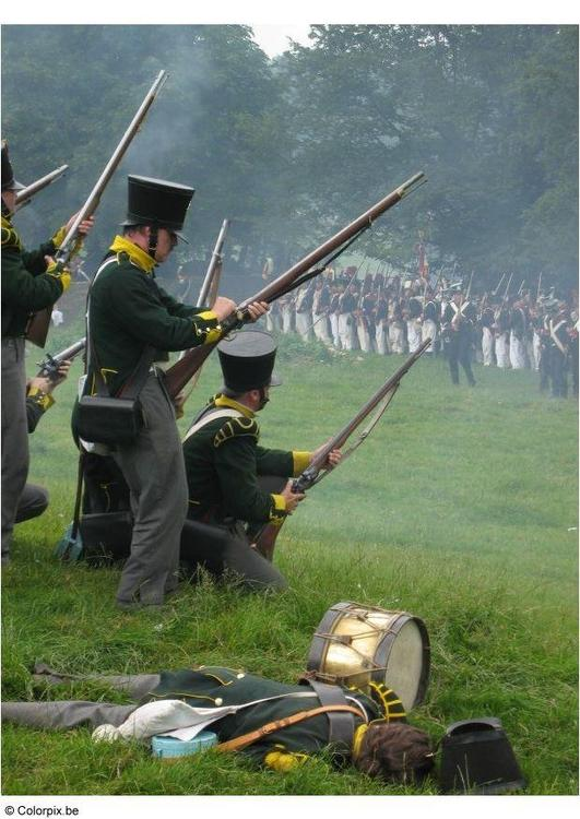 Battle of Waterloo 40