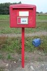 Photo Belgian postbox