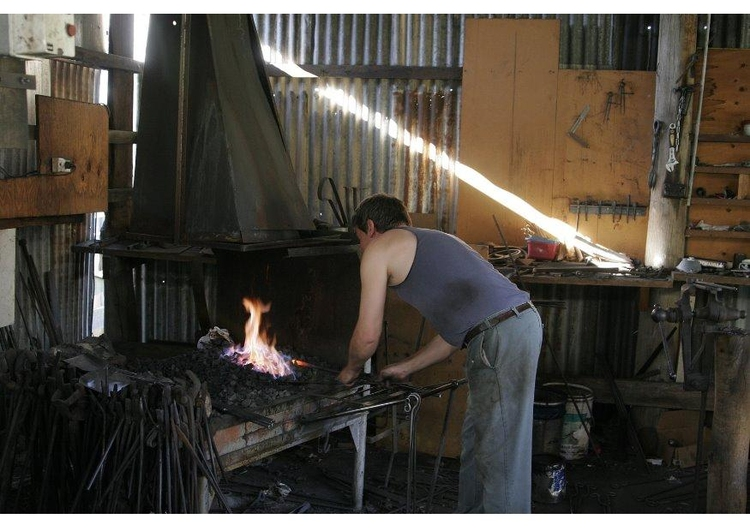 Photo blacksmith
