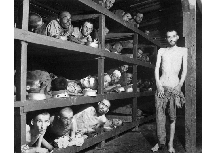 Photo Buchenwald concentration camp