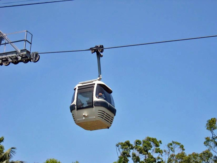 Photo cable car