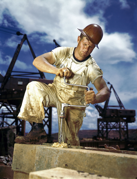 Photo Carpenter - 1942 - Tennesee