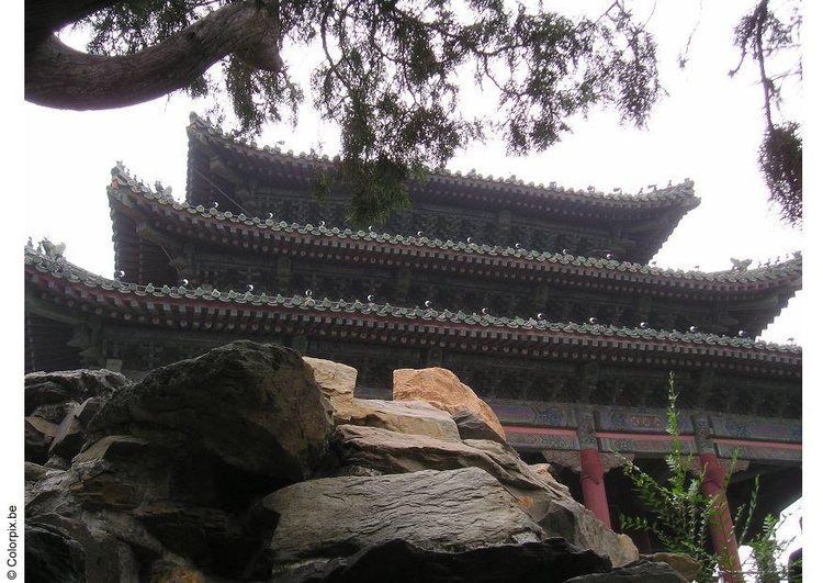Photo chinese temple 4