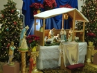 Photo Christmas Crib