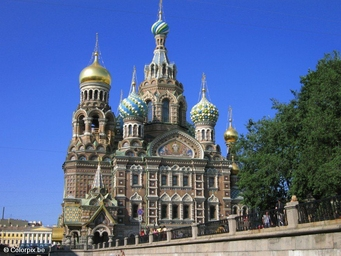 Photo Church of Our Savior on the Spilled Blood