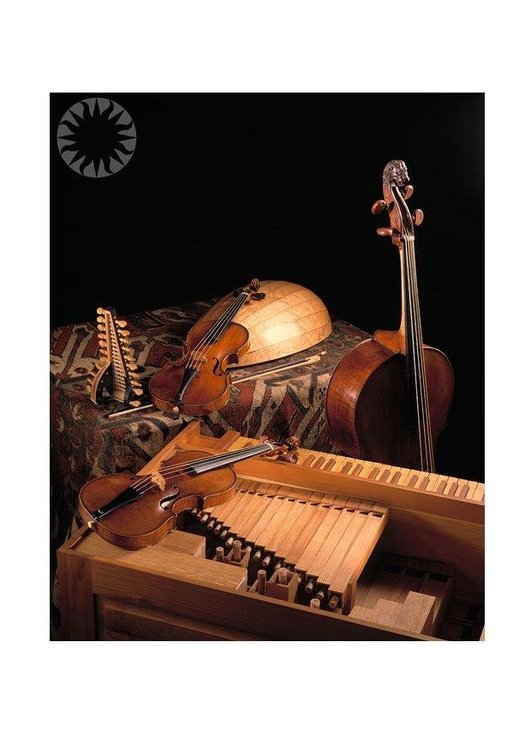 Photo classical instruments