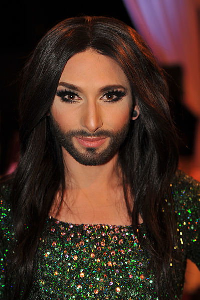 Photo Conchita Wurst - Eurovision Song Contest 2014