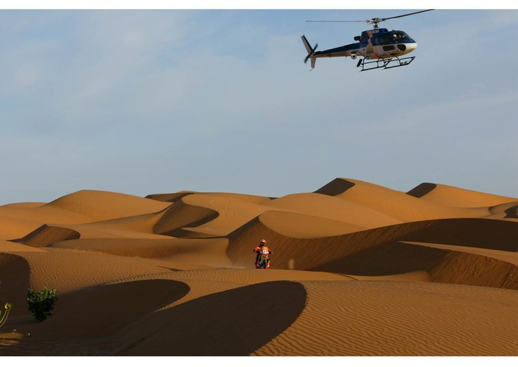 Photo Dakar Rally