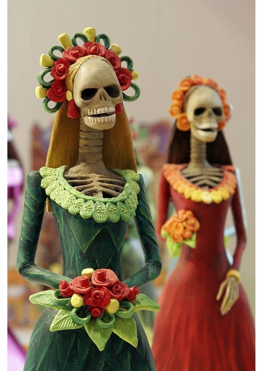 Photo  Day of the Dead