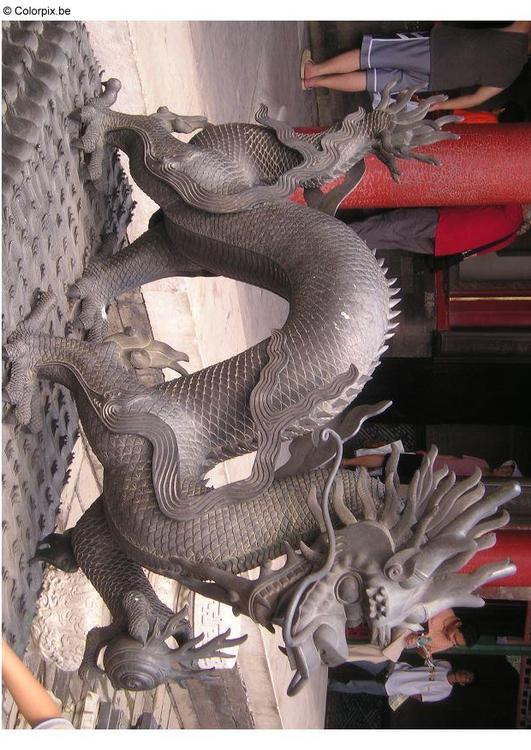 dragon, Forbidden City 2
