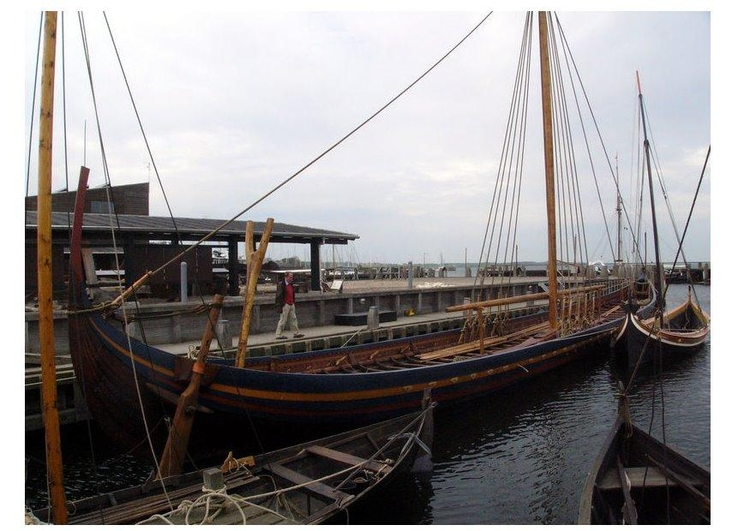 Photo Drakar- Viking ship  2