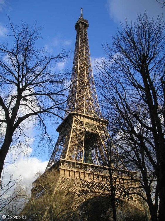 Photo Eifel Tower