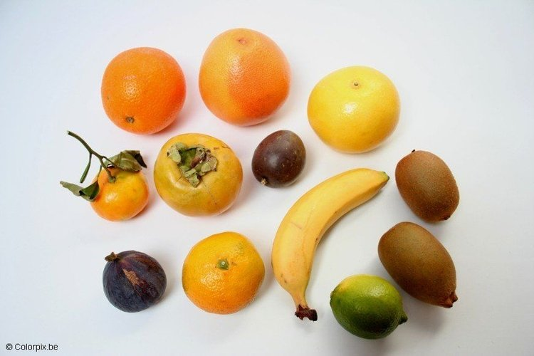 Photo exotic fruit 1